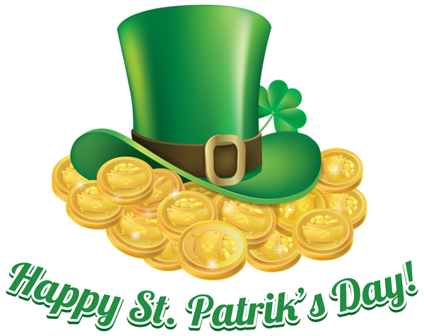 Free printable clipart for st patricks day 1 » Clipart Station.