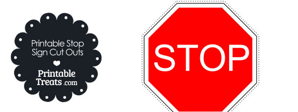 Free Stop Sign Template Printable, Download Free Clip Art, Free Clip.