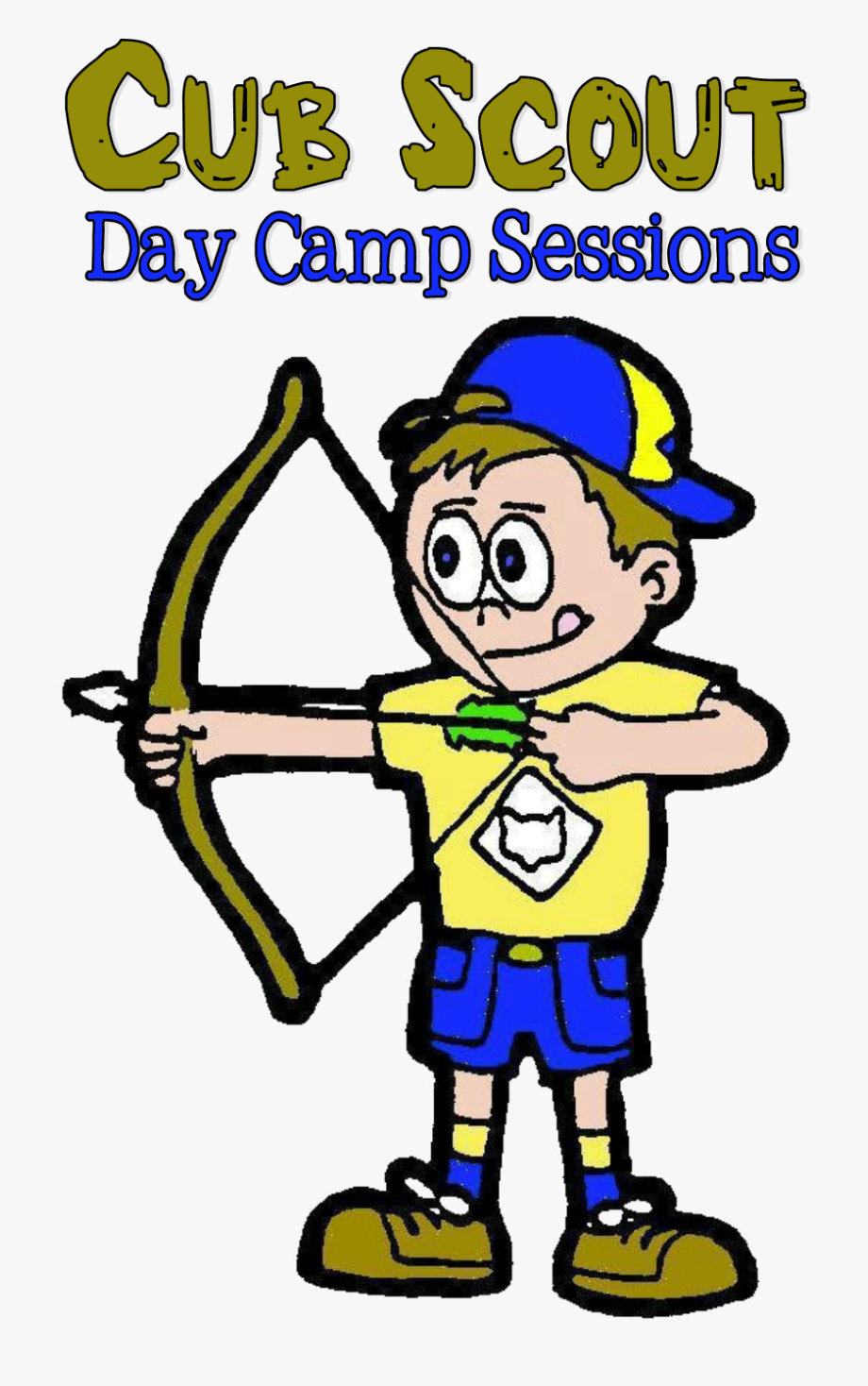 Camping Clipart Cub Scout.
