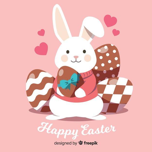 Free printable printables editable Happy Easter Day Art.