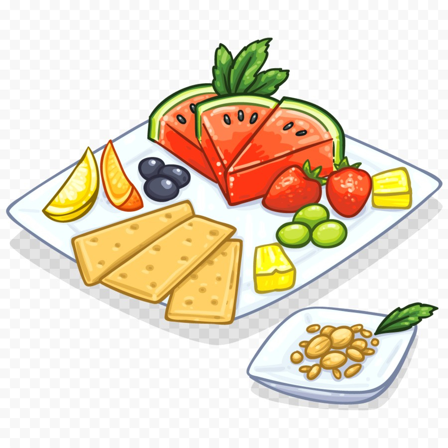 Food Clipart to printable.