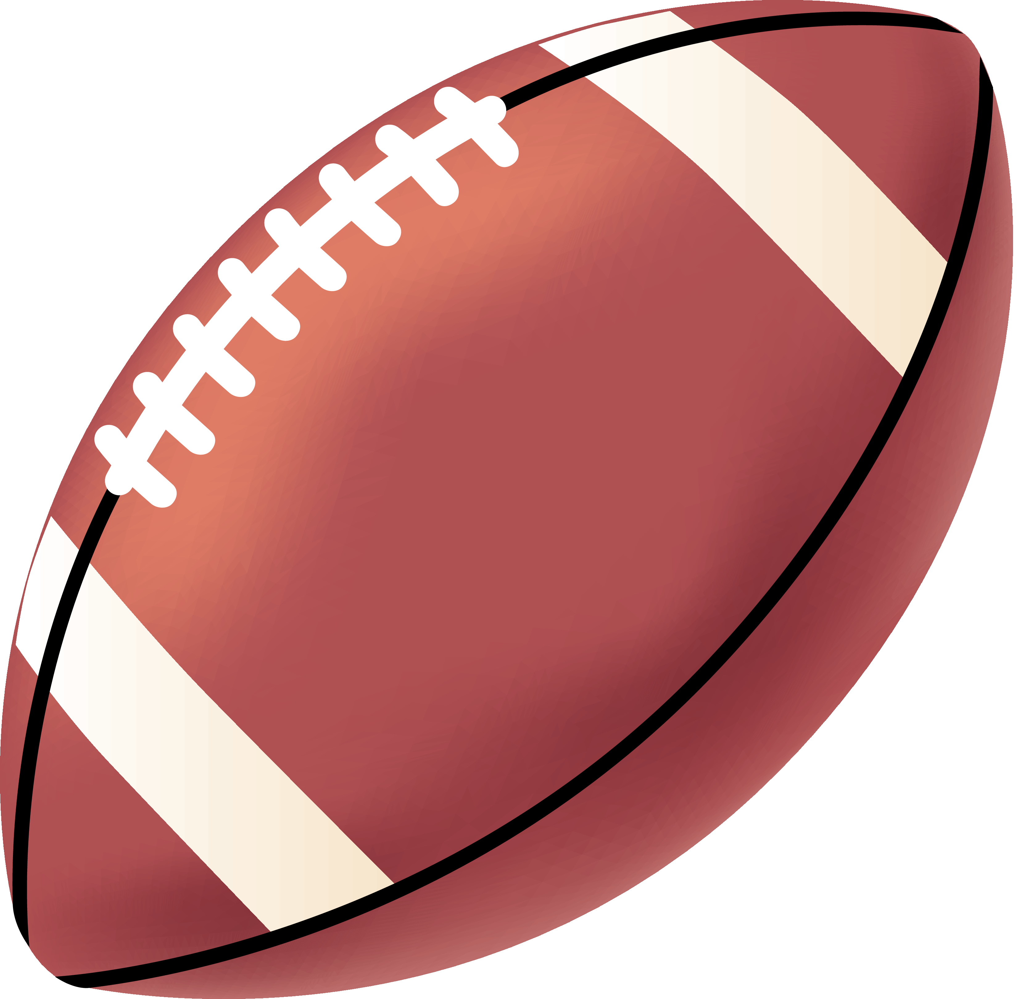 Football clip art printable free clipart images.