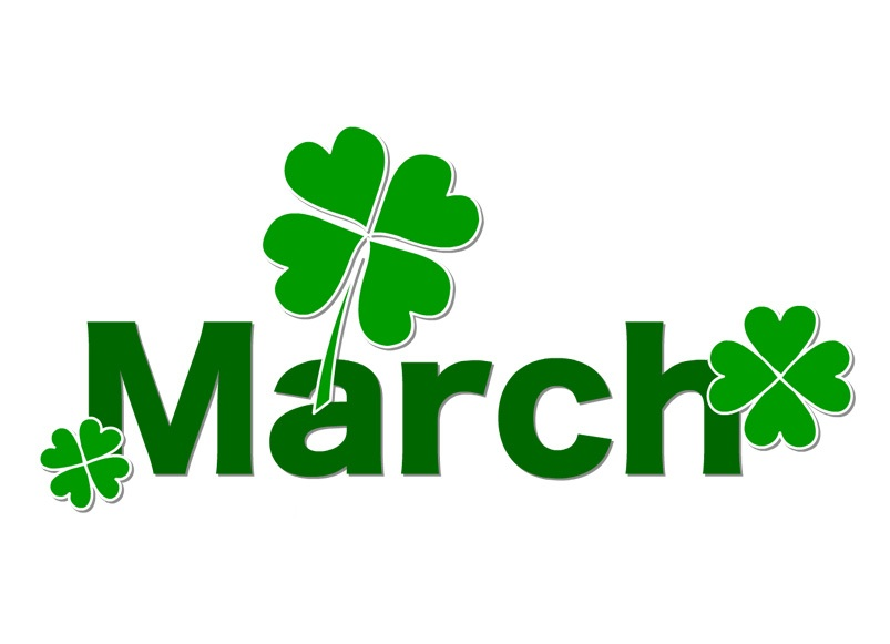 March clipart, March Transparent FREE for download on.