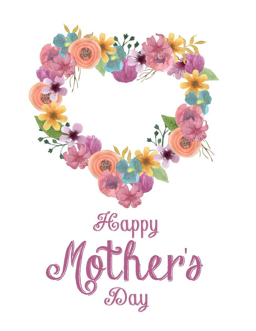 Mother\'s Day Free Printable , All that I AM, or hope to be.