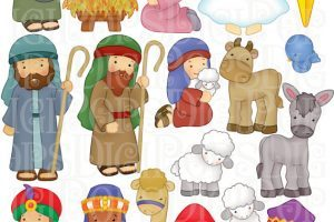 Nativity clipart free printable 1 » Clipart Portal.