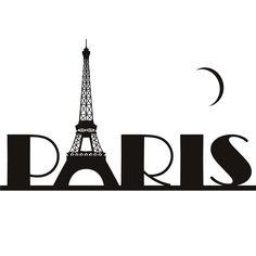 Paris Clipart.