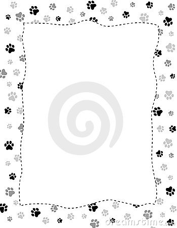 graphic relating to Free Printable Paw Prints called no cost printable paw print clipart 20 cost-free Cliparts Down load