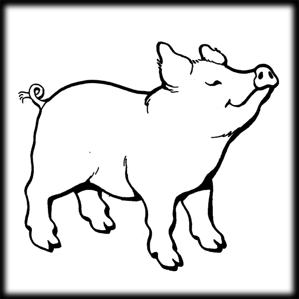 Pig Clipart Images.