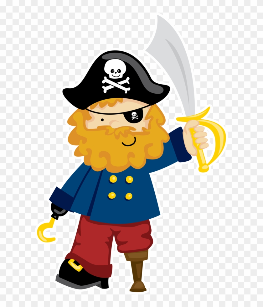 Pirate Clipart to printable.