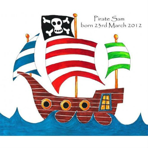 4 images of pirate ship clip art free printable.