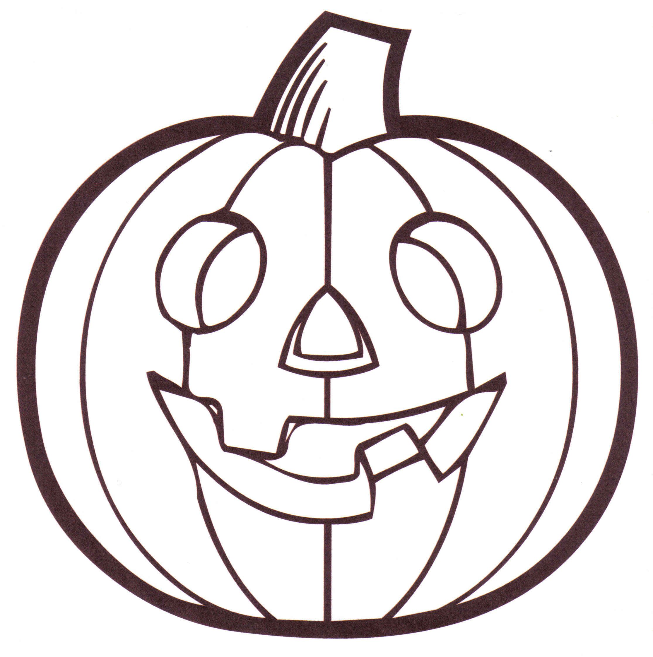 Free Pumpkin Outline Printable, Download Free Clip Art, Free.