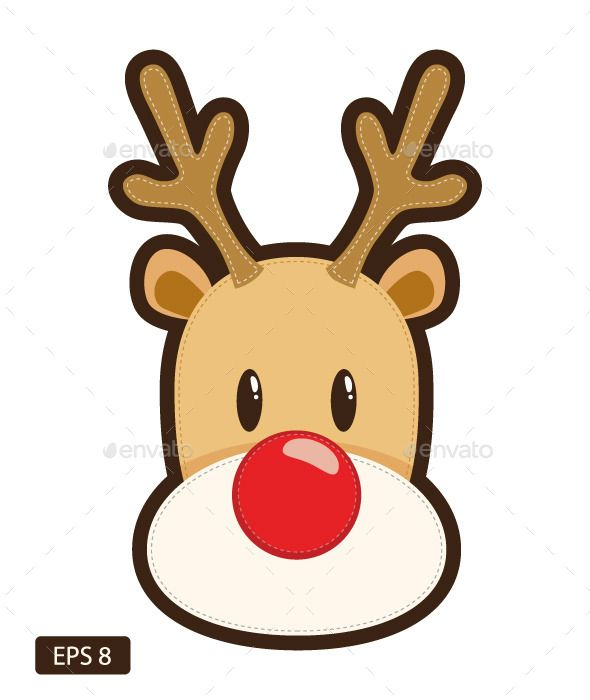 Free Printable Reindeer Clipart at GetDrawings.com.