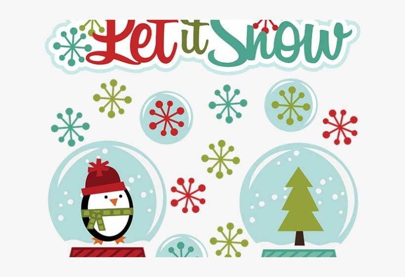 Winter Snow Clipart Free Printable.
