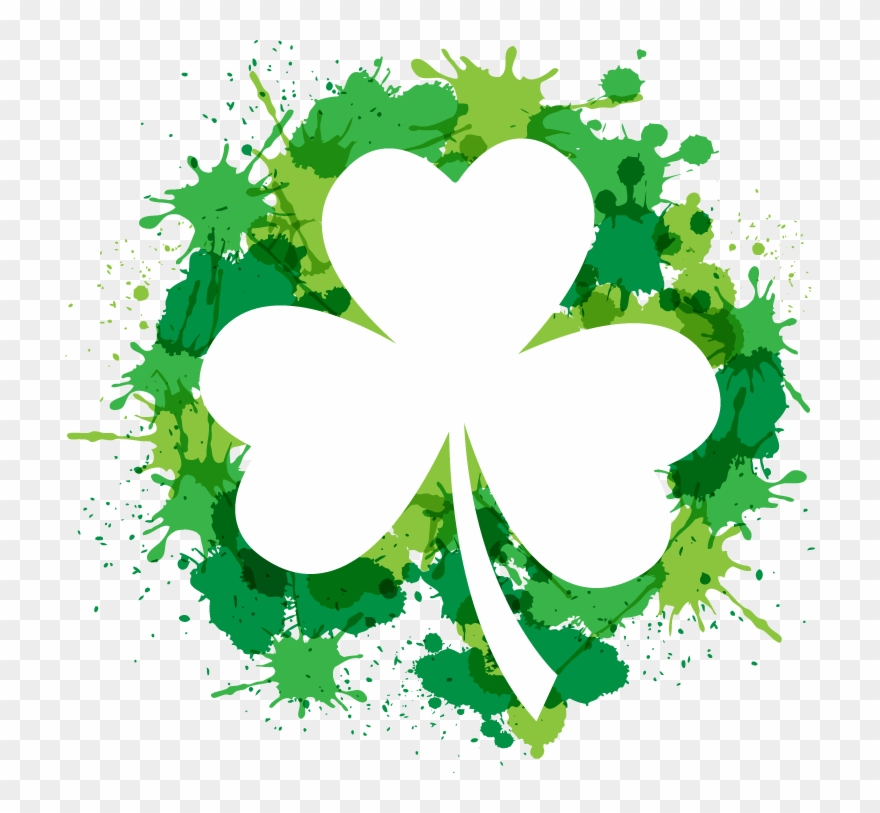 Shamrock Saint Patricks Day.