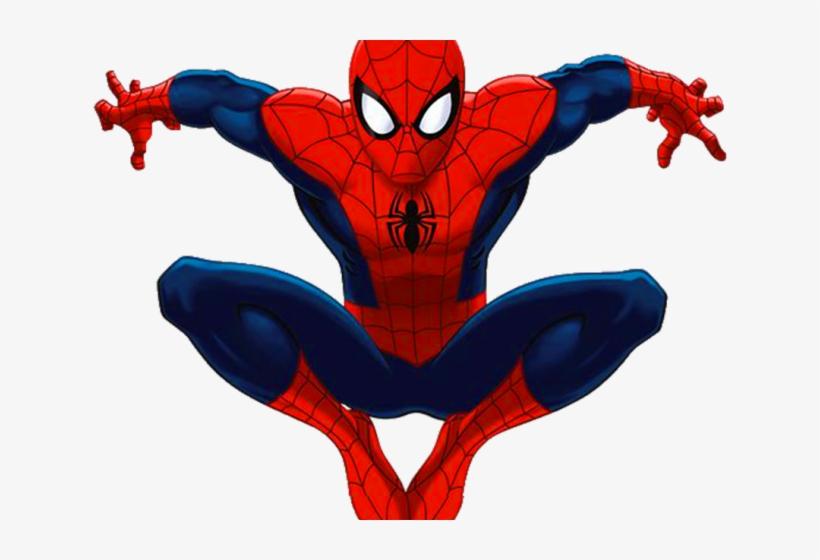 Spider Man Clipart Printable.