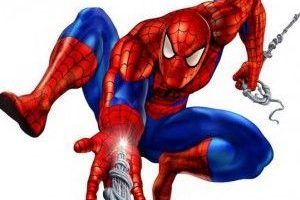 3651 Spiderman free clipart.