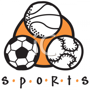 Free Printable Sports Clipart.