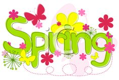 10173 Spring free clipart.