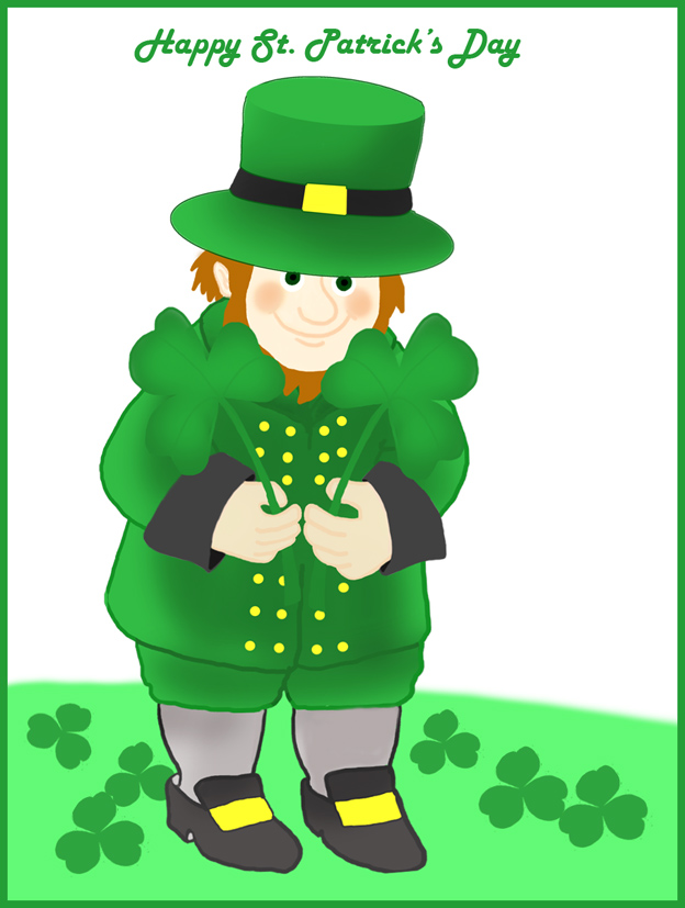 Free printable clipart for st patricks day 4 » Clipart Station.