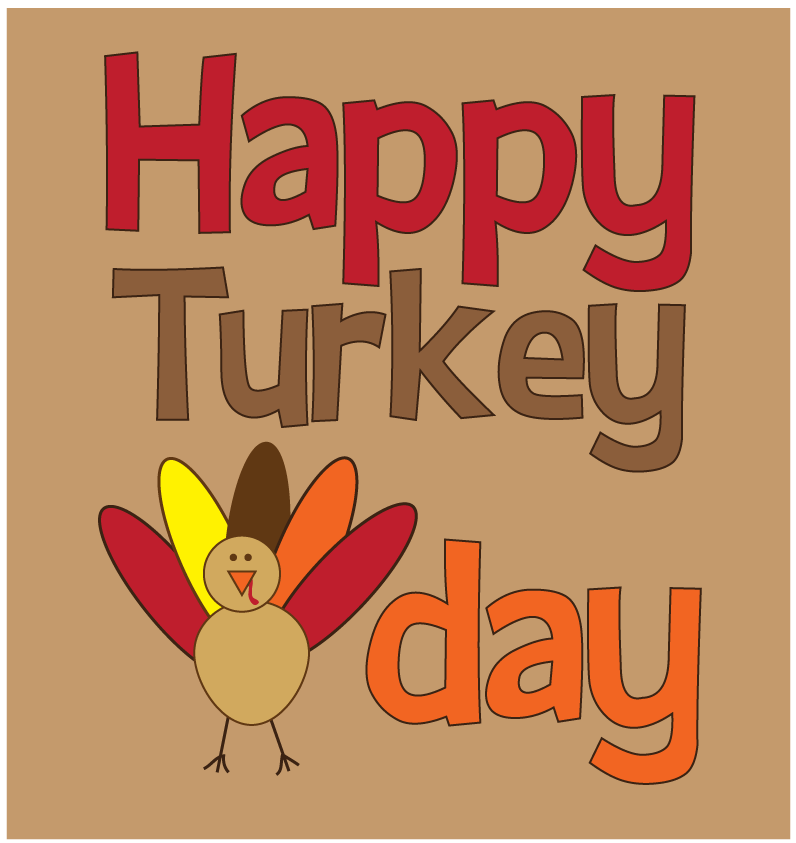 Free Thanksgiving Clip Art, Free Printables, and Signs Just For You!.