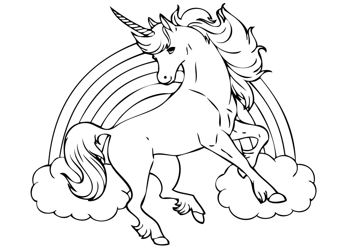 coloring ~ Unicorn Coloring Sheets Pages Clipart Astonishing.