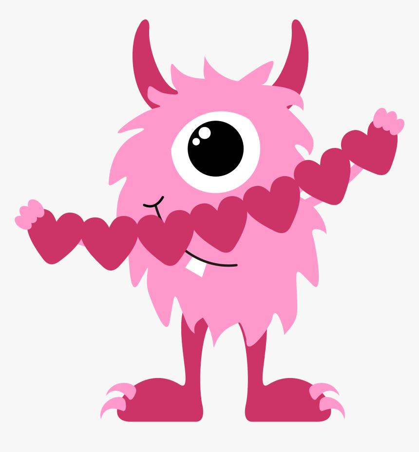 Photos Of Valentine Monster Clip Art Monster Valentine.