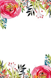 Free Printable Wedding Clipart Borders.