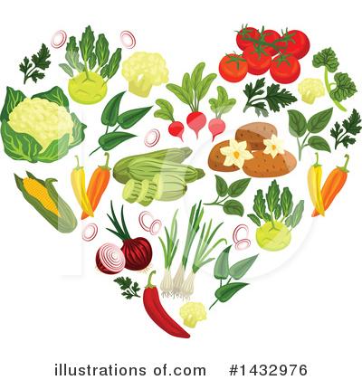 Produce Clipart #1432976.