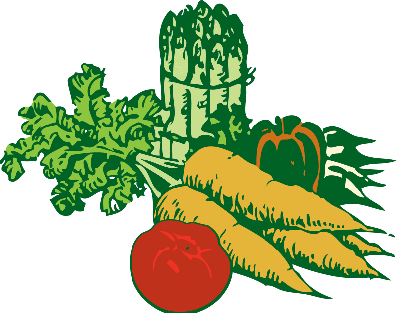 Free Food Cliparts Vegetables, Download Free Clip Art, Free.
