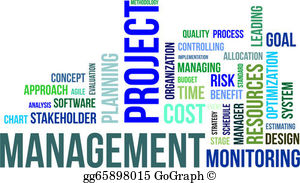 Project Management Clip Art.