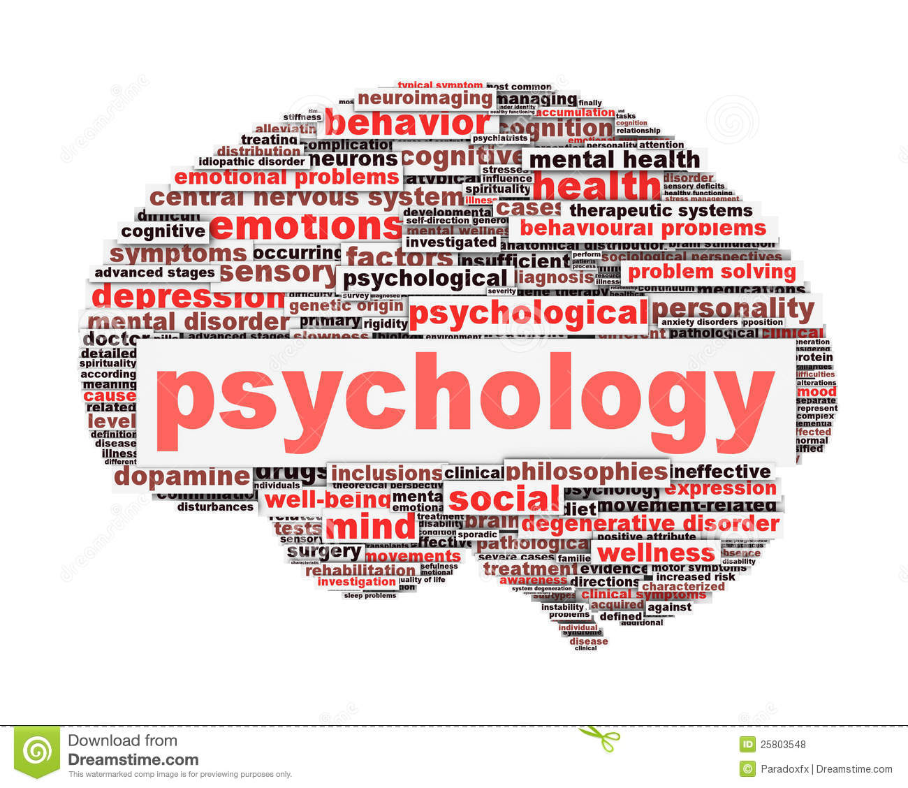 691 Psychology free clipart.