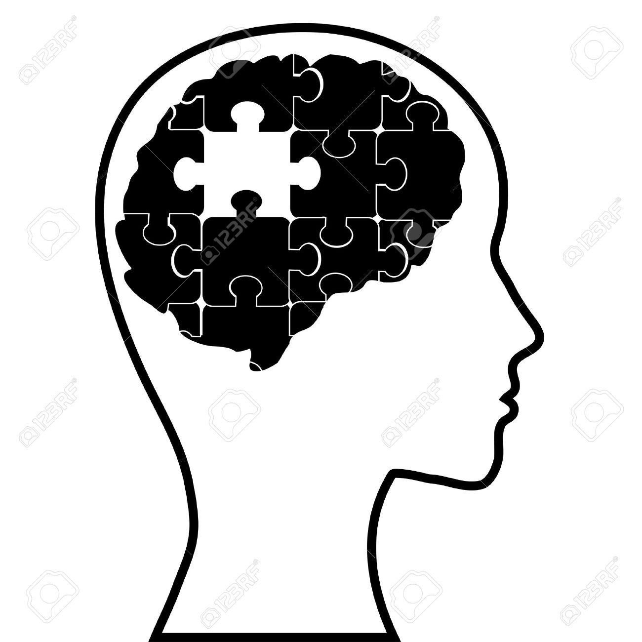 689 Psychology free clipart.