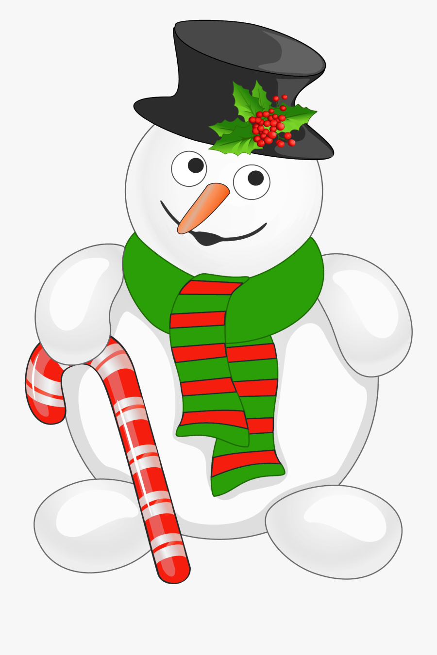 Free Candy Cane Clipart Public Domain Christmas Clip.