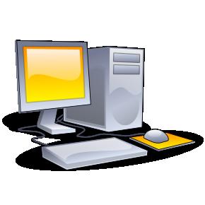 Public Domain Clipart Computer.