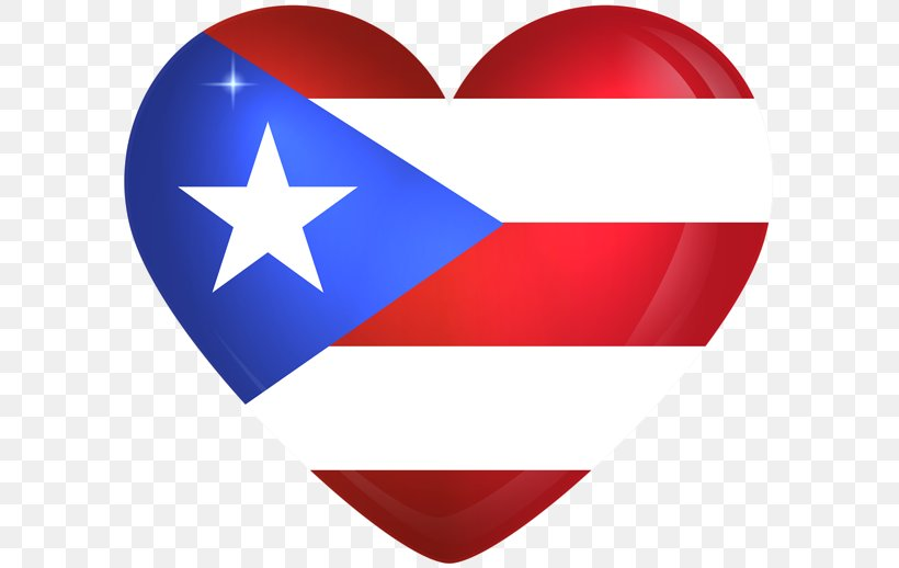 Flag Of Puerto Rico Clip Art, PNG, 600x518px, Puerto Rico.
