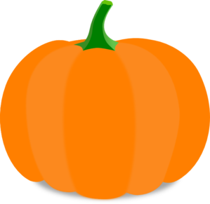 Pumpkin Clip Art at Clker.com.