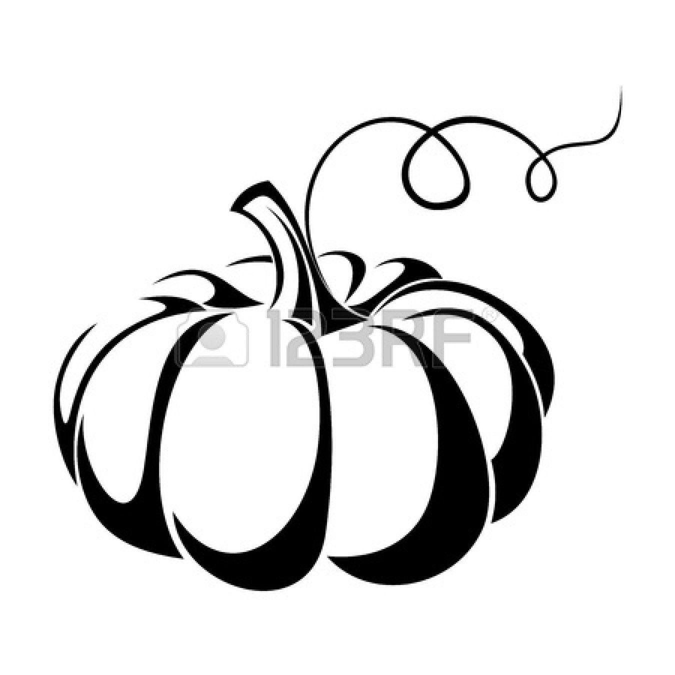Halloween Pumpkin Stock Vector Illustration And Royalty Free.