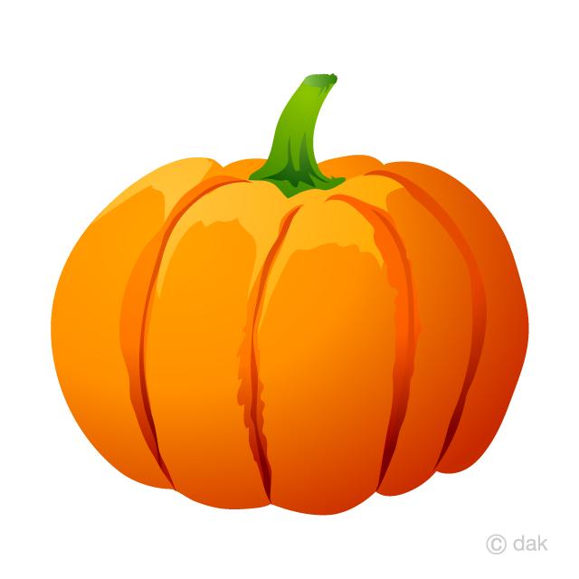 Free Pumpkin Clipart Image|Illustoon.