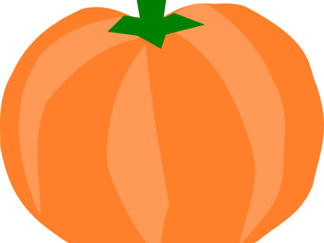 Pumpkin Clipart Walk.