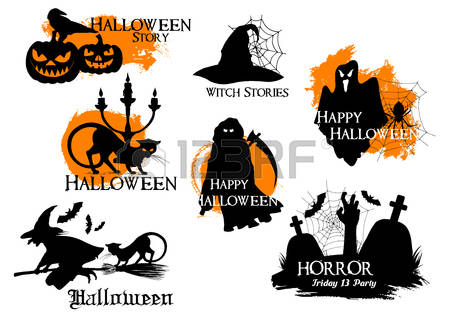 18,207 Pumpkin Silhouette Stock Vector Illustration And Royalty.
