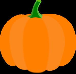Pumpkin clip art.
