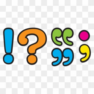 Free PNG Punctuation Marks Clip Art Clip Art Download.