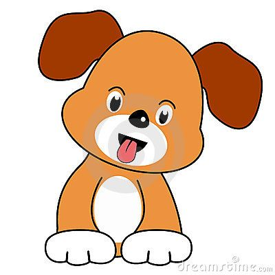 Free puppy clipart 1 » Clipart Station.