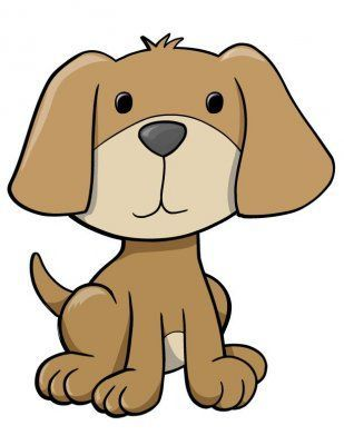 Free puppy clipart 4 » Clipart Portal.