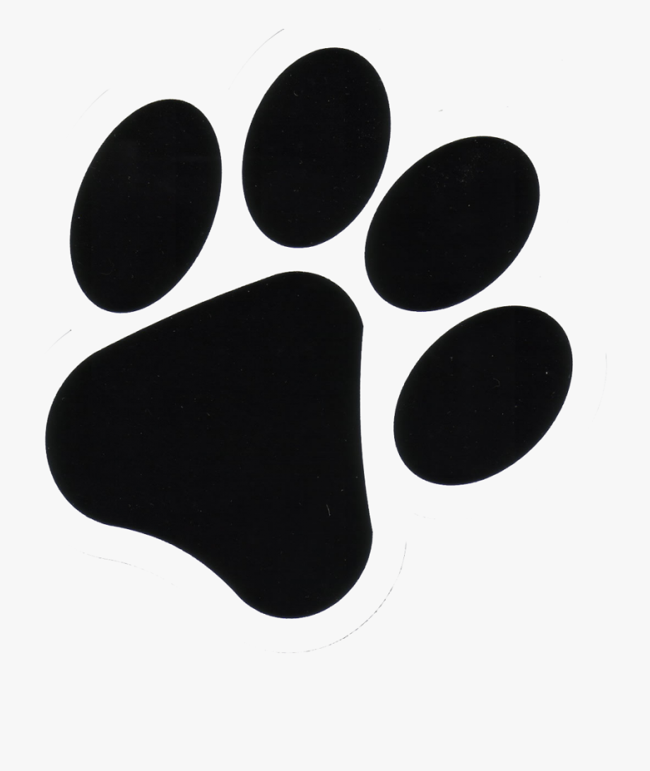 Footprint Puppy Paws Dog Paw Free Download Png Hd Clipart.