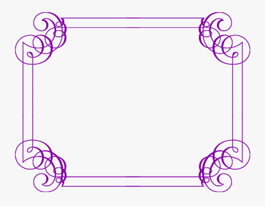 Fancy Border Png.