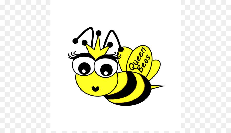 Download Free png queen bee clipart western honey bee queen bee clip.