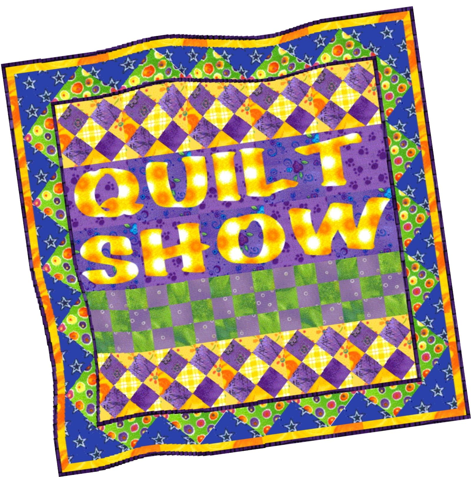 232 Quilting free clipart.