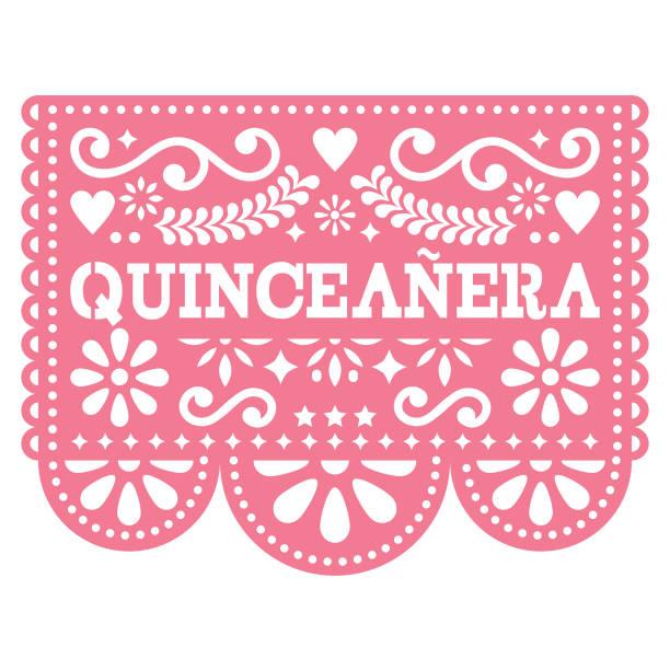 Quinceañera Illustrations, Royalty.