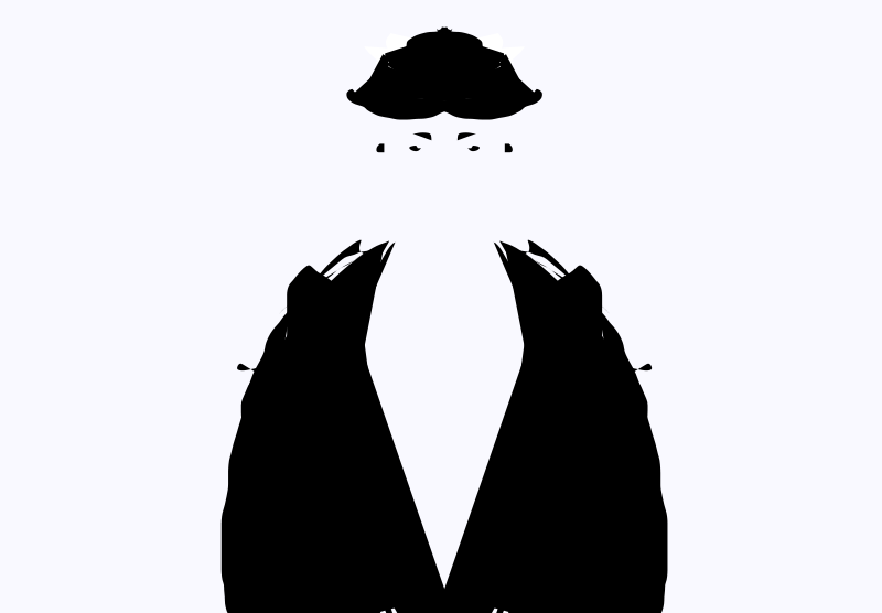Free Clipart: Rabbi.